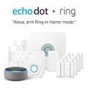 Deals List: Ring Alarm 14 Piece Kit + Echo Dot (3rd Gen), Works with Alexa