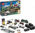 Deals List: LEGO City Cargo Train 60198 Remote Control Train Building Set with Tracks for Kids, Top Present for Boys and Girls (1226 Pieces)