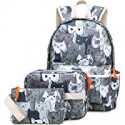 Deals List: Kemys Cat 3 Pieces Backpack Set for Girls