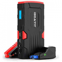 Deals List: BEATIT G18 2000Amp Peak 12V Portable Car Jump Starter (Up to 8.0L Gas and Diesel) 21000mAh Portable Power Bank with Wireless Charger Auto Battery Booster Smart Jumper Cables