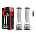 Deals List: 2-Set Dr.meter Premium Pepper and Salt Grinder 5.3oz/150g