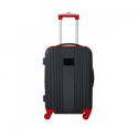 Deals List: Mojo Carry-On Hardcase 21 in. Red Dual Color Expandable Spinner