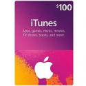 Deals List: $100 Apple iTunes Digital Code