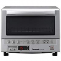 Deals List: Panasonic Toaster Oven NB-G110P FlashXpress with Double Infrared Heating and Removable 9-Inch Inner Baking Tray, Silver, 1300W