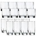 Deals List: Luminarc Sterling 16-pc. Bar Glassware Set