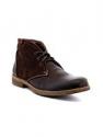 Deals List: Roan Bruce Men's Leather Chukka Boots (Teak Greenland/Teak Suede)