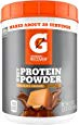 Deals List: Gatorade Whey Protein Powder, Chocolate Caramel, 21 Ounce (20 servings per canister, 20 grams of protein per serving)