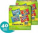 Deals List: Nabisco Classic Cookie & Cracker Variety Packs - 40 Individual Snack Packs