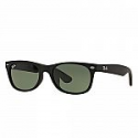 Deals List: Ray Ban New Wayfarer (F) Green Men's Sunglasses RB2132F (58mm)