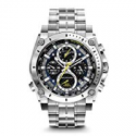 Deals List: Bulova Men's 47mm Precisionist Stainless Steel Chronograph Watch