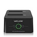 Deals List: Wavlink USB 3.0 to SATA Dual Bay Hard drive Docking Station