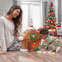 Deals List: Step2 My First Gingerbread House