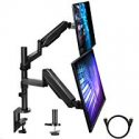 Deals List: Huanuo HNDSK2 Dual Arm Monitor Stand for 17 to 32 inch LCD
