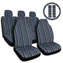 Deals List: Copap 10pc Multi-Color Baja Saddle Blanket Car Seat Covers