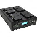 Deals List: Core SWX Fleet Micro 3A Digital Quad Charger for Gold Mount Batteries