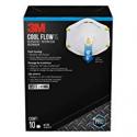 Deals List: 10-Pack 3M 8511PB1-A-PS Particulate N95 Respirator w/Valve