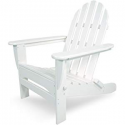 "Deals List: POLYWOOD AD5030WH Classic Folding Adirondack Chair, 35.00"" x 29"" x 35.00"""