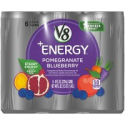 Deals List: 24-PK V8 V-Fusion +Energy Blueberry Vegetable & Fruit Juice + $5 GC