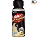 Deals List: Boost Optimum Advanced Nutritional Drink, Creamy Vanilla, 8 fl oz bottle, 16 Pack