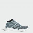 Deals List: adidas NMD_CS1 Parley Primeknit Men's Shoes (Core Black / Core Black / Blue Spirit)