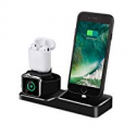 Deals List: Tendak 3 in 1 Silicone Charging Dock Station for AirPods
