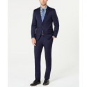 Deals List: Tommy Hilfiger Men's Modern-Fit TH Flex Stretch Navy Solid Suit