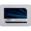 Deals List: Crucial MX500 500GB 3D NAND SATA 2.5 Inch Internal SSD - CT500MX500SSD1(Z)