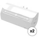 Deals List: 2-Pack TP-Link HS107 Wi-Fi Smart Plug with 2 Outlets