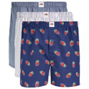 Deals List: Fruit of The Loom Men's 3-Pk. Limited Edition Woven Cotton Boxers