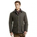 Deals List: 1905 Collection Tailored Fit Windowpane Plaid Barn Jacket