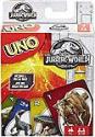 Deals List: Mattel Jurassic World Uno Card Game