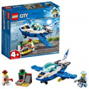 Deals List: LEGO City Sky Police Jet Patrol 60206 Building Kit , New 2019 (54 Piece)