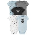 Deals List: 10-Pack Carters Baby Girls & Boys Bodysuit