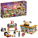 Deals List: LEGO Friends Drifting Diner 41349 Race Car and Go-Kart Toy Building Kit for Kids, Best Creative Gift for Girls and Boys (345 Pieces)