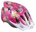 Deals List: Schwinn Thrasher Girls' Lightweight Microshell Bicycle Helmet w/ Dial-Fit Adjustment (Pink/Hearts)