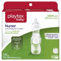 Deals List: Playtex Baby Nurser With Drop-Ins Liners 4oz Baby Bottle 3-Pack