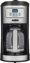 Deals List: Bella - Classics 12-Cup Coffee Maker - Chrome/Black, BLA14438