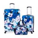 Deals List: Tag Pop Art 3-Pc. Hardside Spinner Luggage Set