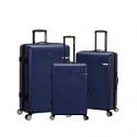 Deals List: Rockland Skyline 3 Piece ABS Non-Expandable Luggage Set