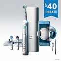 Deals List:  Braun Oral-B 8000 Electronic Toothbrush