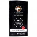 Deals List: Kicking Horse Coffee, 454 Horse Power, Dark Roast, Ground, 10 oz - Certified Organic, Fairtrade, Kosher Coffee