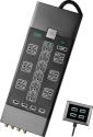 Deals List: Rocketfish™ - 12-Outlet/8-USB Surge Protector Strip - Black, RF-HTS4418