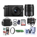 Deals List: Panasonic Lumix DMC-GX85 Mirrorless Micro Four Thirds Digital Camera + 12-32mm & 45-150mm Lenses + Accessories Kit
