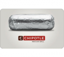 Deals List: $15 Chipotle Gift Card Email Delivery