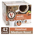 Deals List: Victor Allen Coffee, Hazelnut Coffee, 42 Count