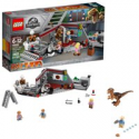 Deals List: LEGO Jurassic World Jurassic Park Velociraptor Chase 75932