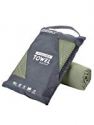 Deals List: Rainleaf Microfiber Towel Perfect Sports & Travel &Beach Towel. Fast Drying