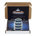 Deals List: Gillette Fusion Manual Mens Razor Blade Refills 4 Count