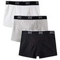 Deals List: 3 Pack CYZ Mens Cotton Stretch Trunk Cut Boxer Brief
