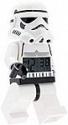 Deals List: LEGO Star Wars Stormtrooper minifigure alarm clock (Model: 9002137)